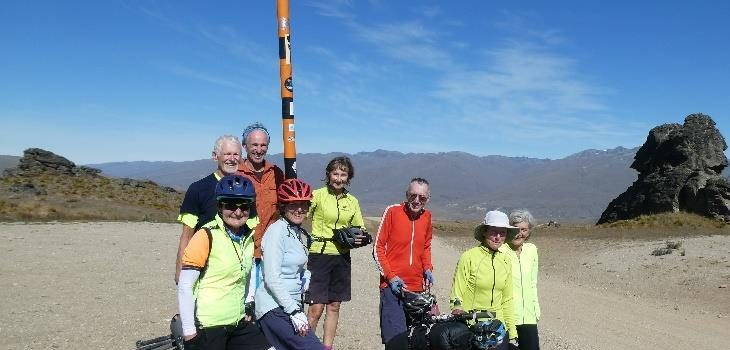 Spokesman Trip Report – Unsupported South Island Cycle Tour – Wed 26 February-Friday 13 March 2020