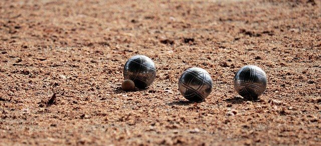 Afternoon of Petanque